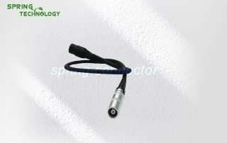 unipole socket custom cable assembly
