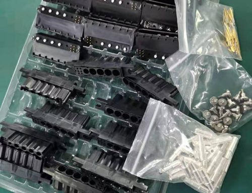 We shipped EV charging module connectors DJL11 and DJL04-4  to customer in Iran