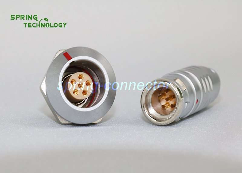 FGG.0K lemo Compatible watertight push-pull connector