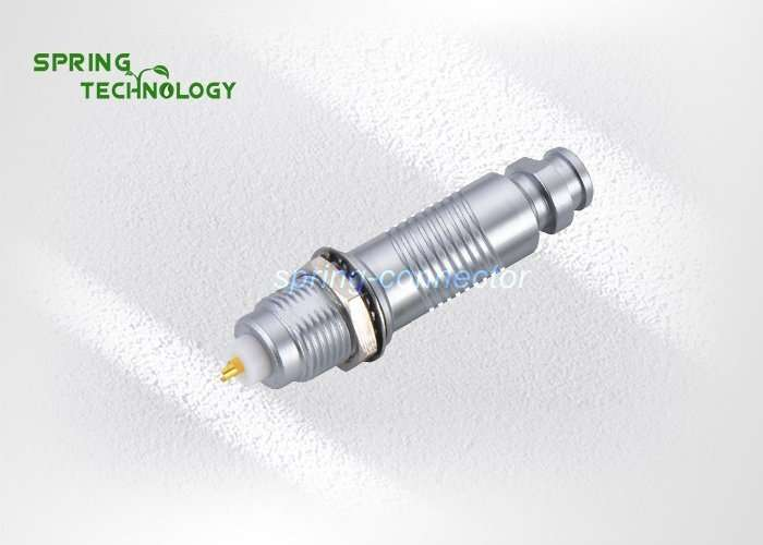 S-series-unipole-coaxial-push-pull-circular-connector