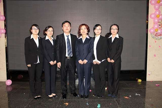 management of our company